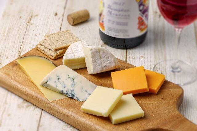 チーズの写真